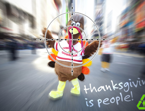 Thanksgiving is… People?!