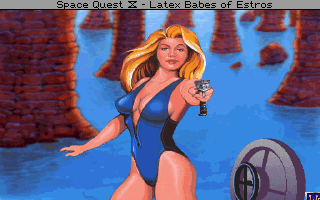 Space Quest 4 - Roger Wilco and the Time Rippers_4