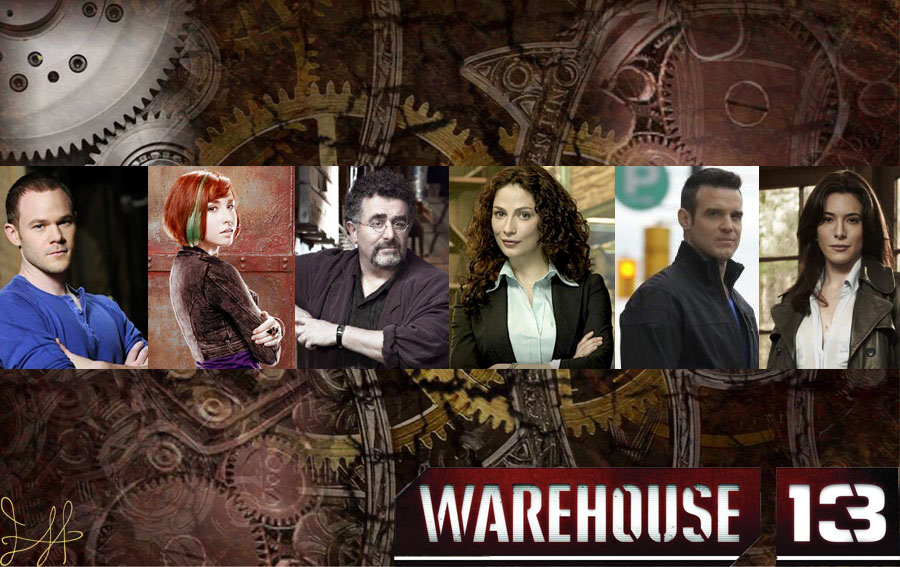 Six Of The Best Fandom Actor Crossovers On Warehouse 13 The Nerdery Public