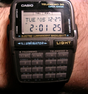 This was the awesomest thing ever... back in the mid-80s. If you were a giant nerd, as I was.