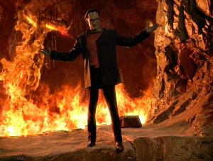 Gul Dukat is on fire!