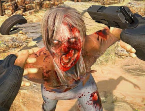 Zombie unReality: Survival Street Games & Virtual Reality, Arizona Sunshine