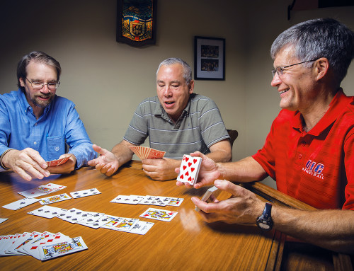 SIX OF THE BEST… alternatives to classic card games