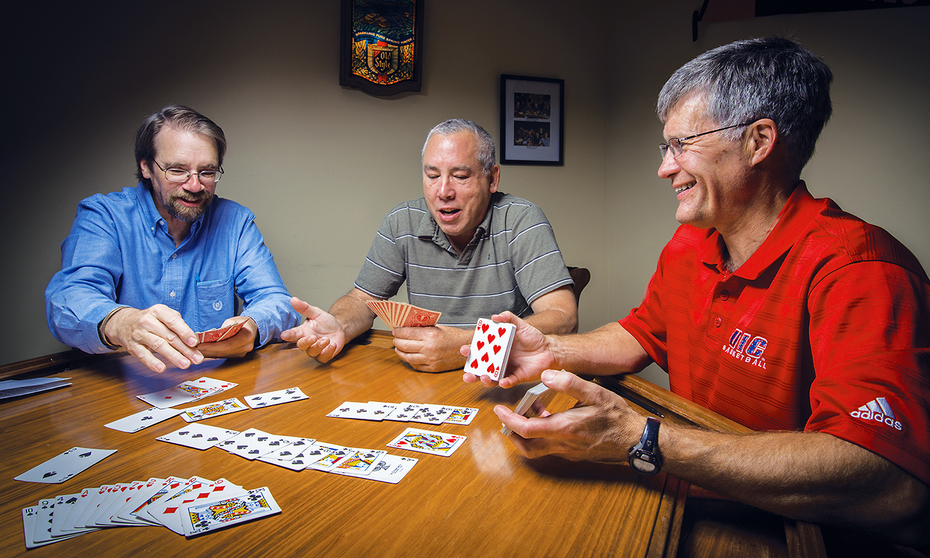 SIX OF THE BEST... alternatives to classic card games - The ...