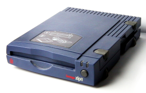My best friend also had a Zip Drive, for some reason.