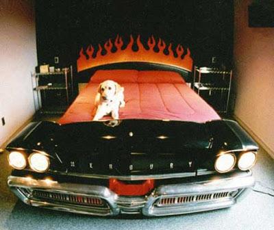 car-bed