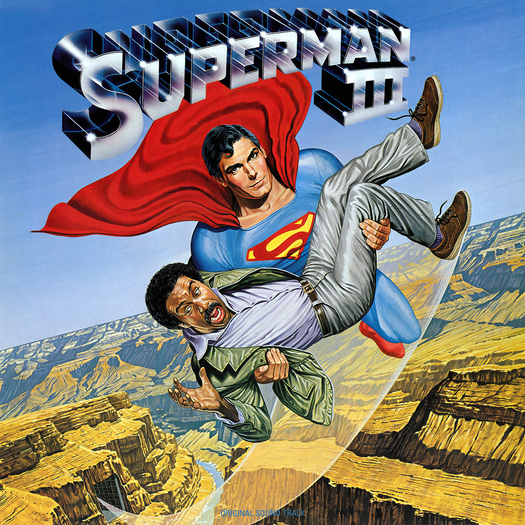 SIX OF THE BEST Modern era Live action Superman Films The - 1024x1024 ...