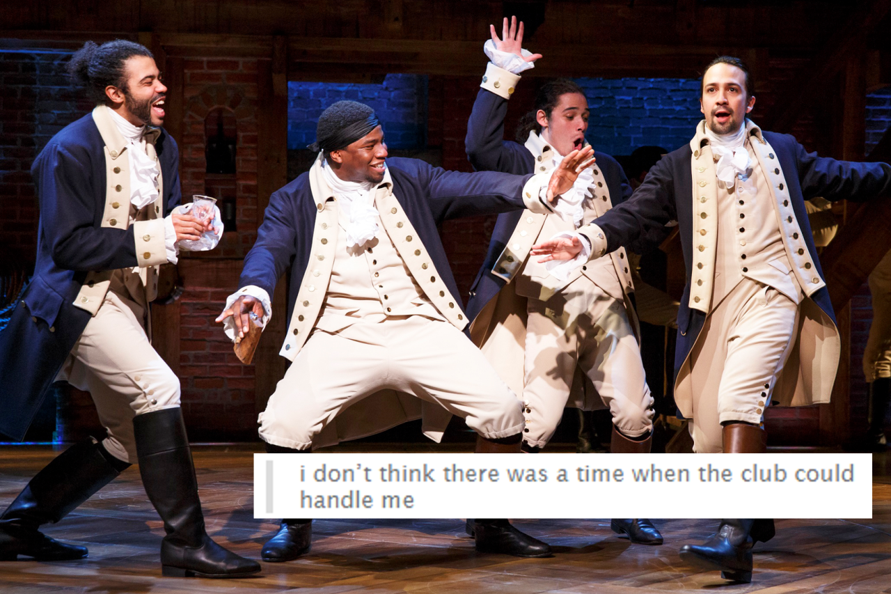 Six Of The Best Things About Hamilton The Nerdery Public