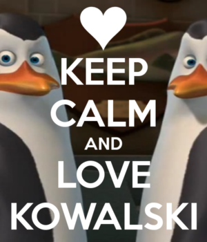 Not this Kowalski either...