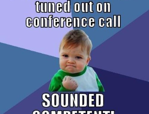 SIX OF THE WORST… things about conference calls