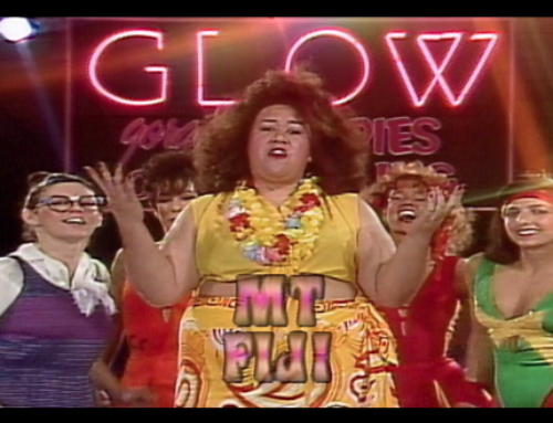 SIX OF THE BEST… memories I have of watching GLOW