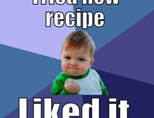 SIX OF THE WORST… things about recipe websites