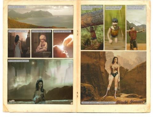 Nerder. Death. Kill. Wonder Woman (part 2)