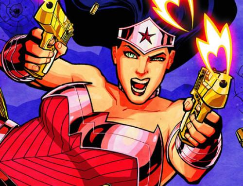 Nerder. Death. Kill. Wonder Woman (part 1)