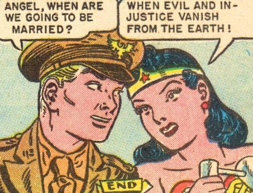 Nerder. Death. Kill. Wonder Woman (part 3)
