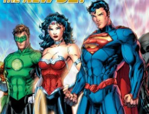 Nerder. Death. Kill. Wonder Woman (part 4)
