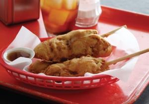 Waffle Fried Chicken, Sa Da Tay!